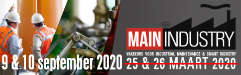 Main Industry 2020 moved to 9 & 10 September 2020.